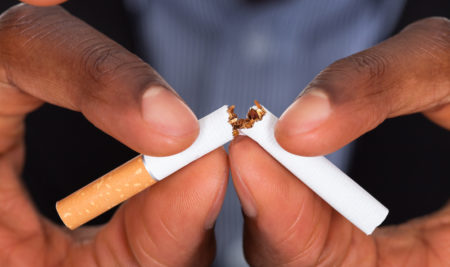 Smoking Rates Hit an All-Time U.S. Low