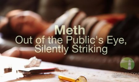 Meth –  Invisible in the Shadows of the Opioid Epidemic?
