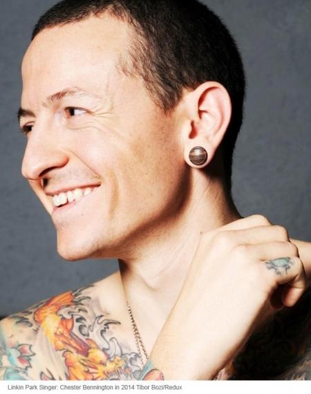 Linkin Park Singer Chester