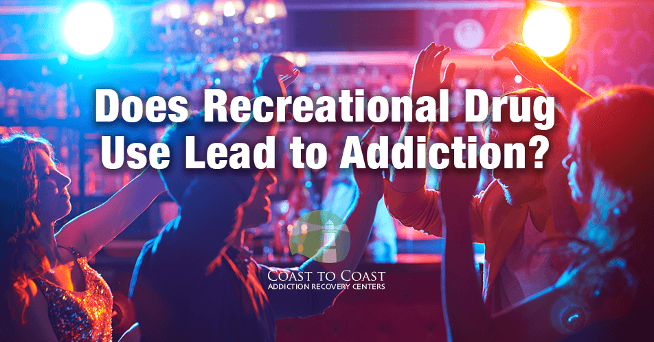 Does Recreational Drug Use Lead to Addiction? | Drug Addiction and Recreational Drug Use