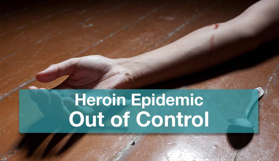 Why Has The Heroin Epidemic Gotten Out of Control in States Like Ohio?